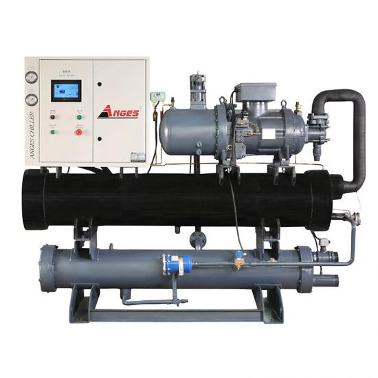 water cooled industrial chiller manufacturer