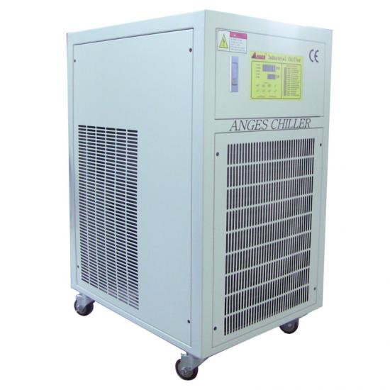 portable industrial air cooled chiller supplier